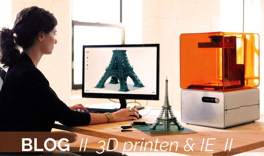 3D printen blogpost